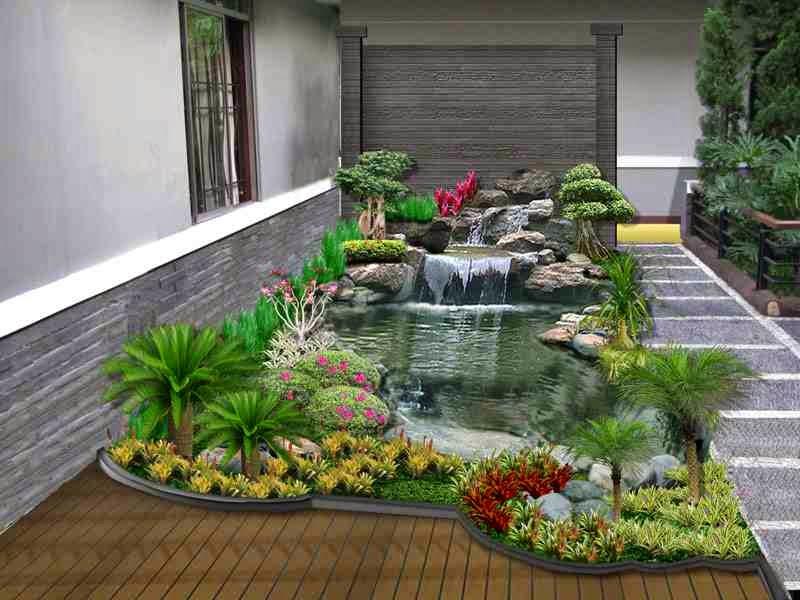 kolam-ikan-minimalis